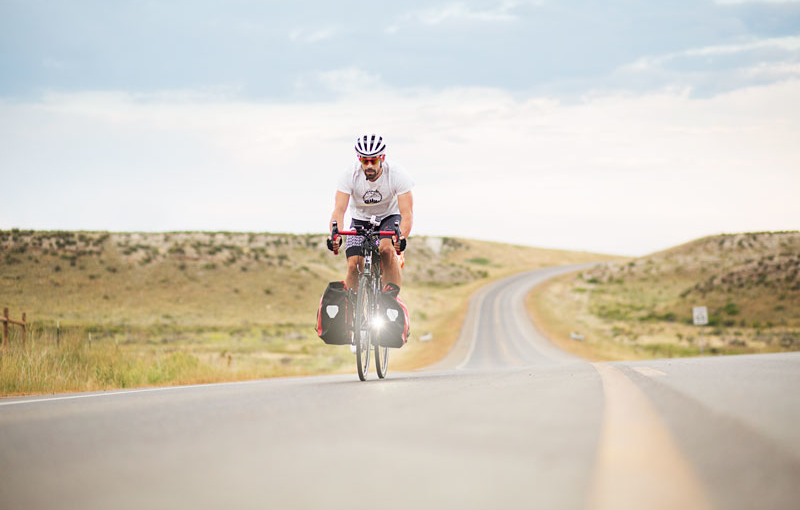 Editorial Portraits for Bicycling Magazine