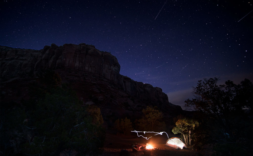The Stars from Escalante